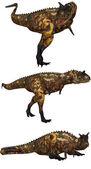 Carnotaurus — Stok fotoğraf