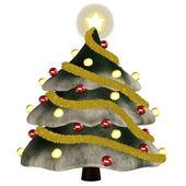 Christmastree 1 — Stock Photo