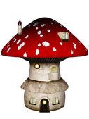 Mushroom House — Stock Photo