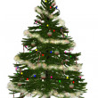 Christmastree — Stock Photo
