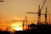 Building machine — Zdjęcie stockowe