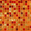 Stock Photo: Ceramic glass colorful tiles mosaic composition