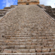 Chichen Itza Mayan Kukulcan pyramid in Mexico - Stock Photo