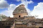 Caracol Mayan observatory Chichen Itza Mexico — Stock Photo