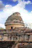 Caracol Mayan observatory Chichen Itza Mexico — Stock Photo