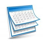 Calendar — Stock Vector #5165948