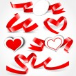 Royalty-Free Stock Vector Image: Elements to Valentine\'s Day