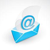 Ícone de e-mail — Vetor de Stock