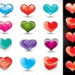 Hearts — Stock Vector #5213248