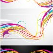 Colour abstract background — Stock Vector #5277367