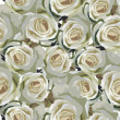 Seamless floral texture - Stockvectorbeeld