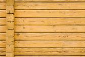 Textures of logs — Stock Photo