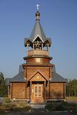 Templo ortodoxo — Foto de Stock
