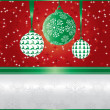 Christmas background — Stock Vector #5187190