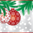 Christmas background — Stock Vector #5190801