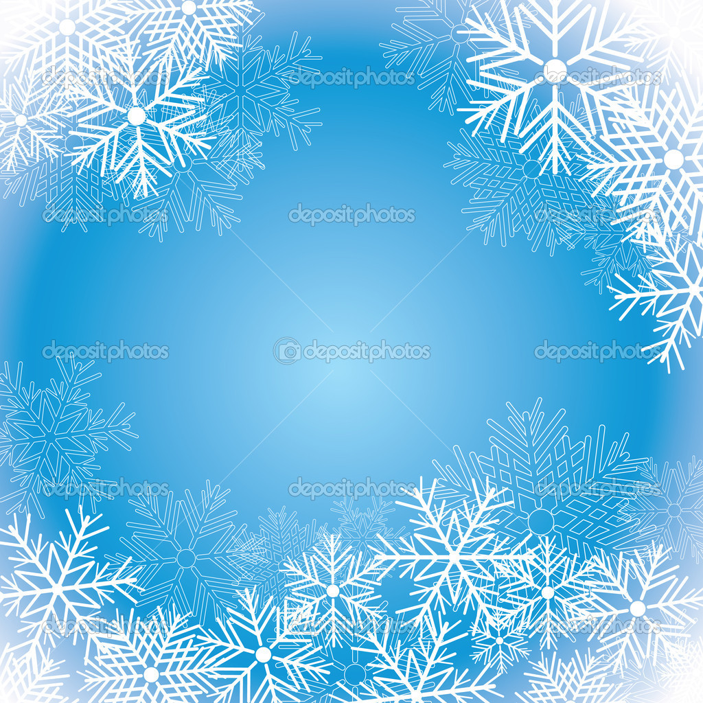 Abstract Christmas background vector illustration — Stock Vector #5190815