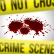 Royalty-Free Stock Photo: Crime scene 3