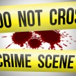 Crime scene 2 - Stock Photo