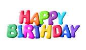 Wszystkiego najlepszego z okazji urodzin — Zdjęcie stockowe