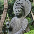 Statue zen — Stock Photo
