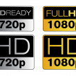 Royalty-Free Stock : HD classification