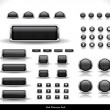 Web buttons pack — Vecteur #5181679