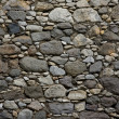 Texture of a wall from a stone — Stock Photo