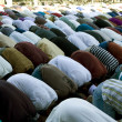 Stock Photo: Moslems