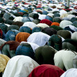 Moslems during a prayer en a holiday the Ramazan. — Stock Photo #5283346