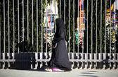 Müslüman kadın — Stok fotoğraf