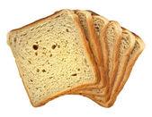 The cut bread — Stock Photo