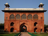 Red Fort — Стоковое фото