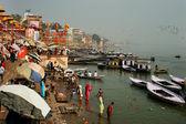 Varanasi. — Foto Stock