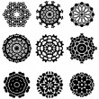 Mandalas - Stock Vector