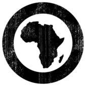 áfrica — Vector de stock