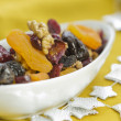Stock Photo: Healthy trail mix
