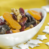 Healthy trail mix — Stock Photo