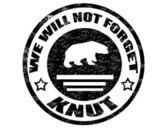 Knut beer — Stockvector