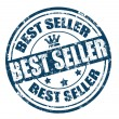 Stock Vector: Best seller stamp