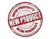 Nieuwe product stempel — Stockvector