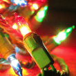 Christmas Light — Stock Photo
