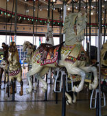 Horse Carousel — Stock Photo