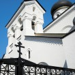 Russian orthodoxy church - Stock Photo