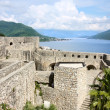 Stock Photo: Panoramic of fortress of old town Herceg Novi