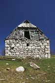 Old Mountain House — Stock Photo