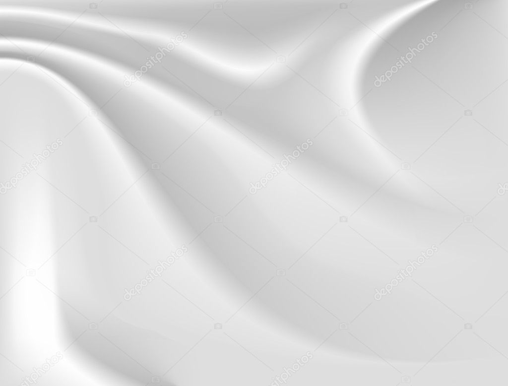 Simple abstract white silk background   #5299949
