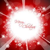 Sfondo Natale — Vettoriale Stock