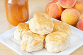 Home made Biscuits — Stock Photo