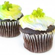 St Patricks Day Cupcakes — Stock Photo #5221324