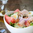 Dinner Salad — Stock Photo